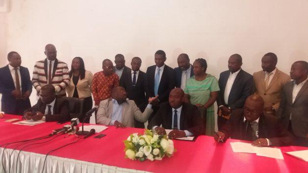 « L'union sacrée pour la patrie » s'invite dans le paysage syndical Gabonais