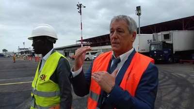 Les français de l'ADL céderontl'aéroport Léon Mba à GSEZ Airport le 7 octobre 2018