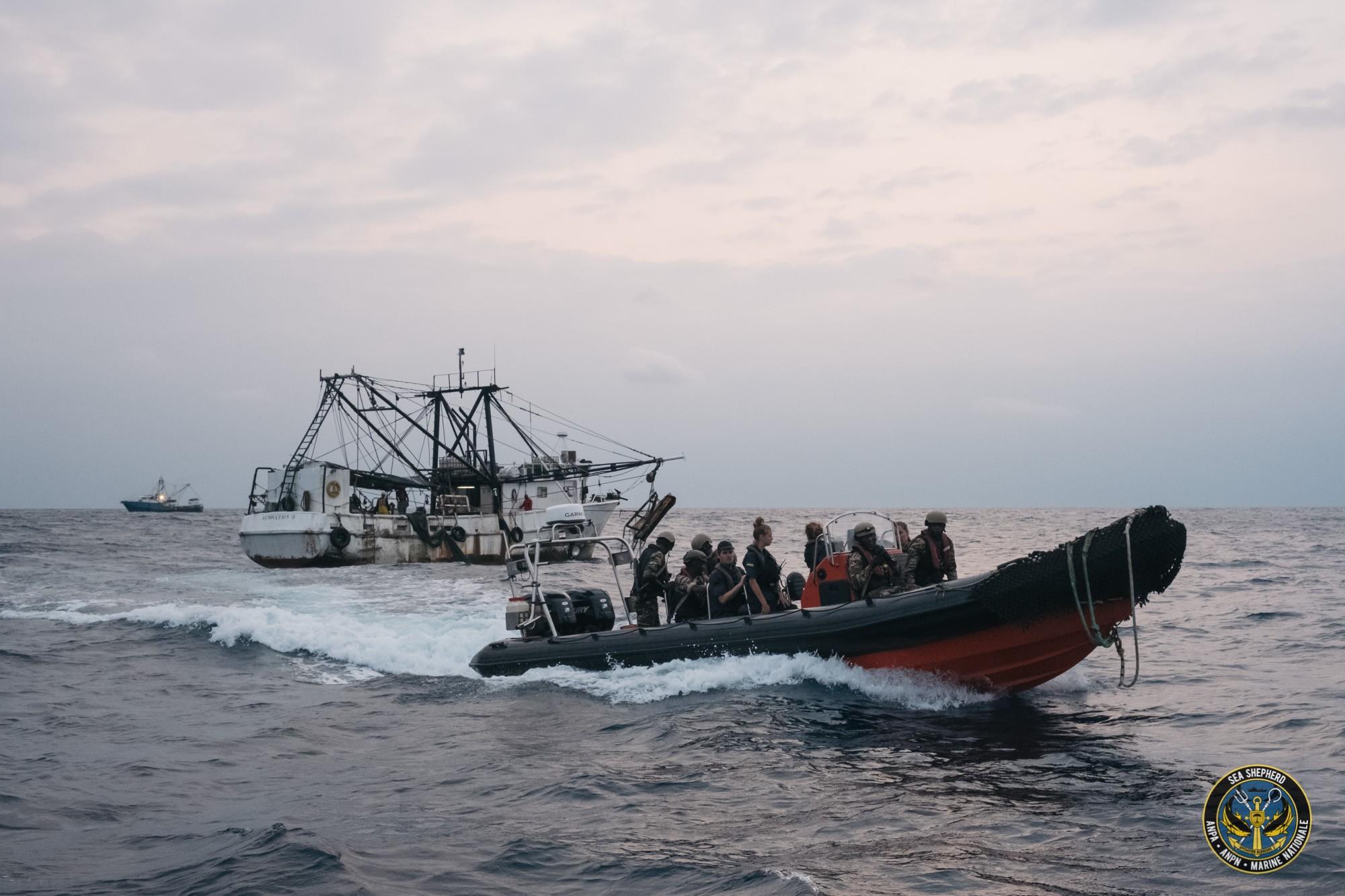 Lancement de l'opération Albacore 3 pour lutter contre la pêche illégale du thon au Gabon