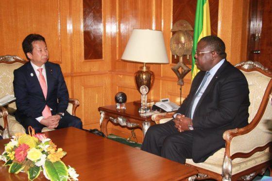 Le Japon sollicite le vote du Gabon pour l'organisation, en 2025, de l'Exposition universelle