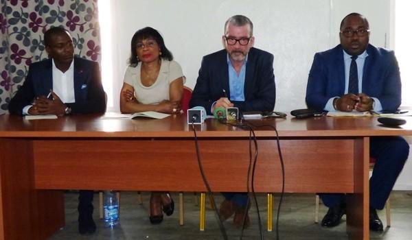 Le Conseil de Dieudonné Etienne Ngoubou donne une conférence de presse ce lundi