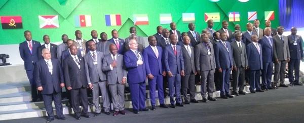 Démarrage enfin de la rencontre CEEAC-CEDEAO sur la paix, la sécurité, la stabilité et la lutte contre le terrorisme et l'extrémisme violent