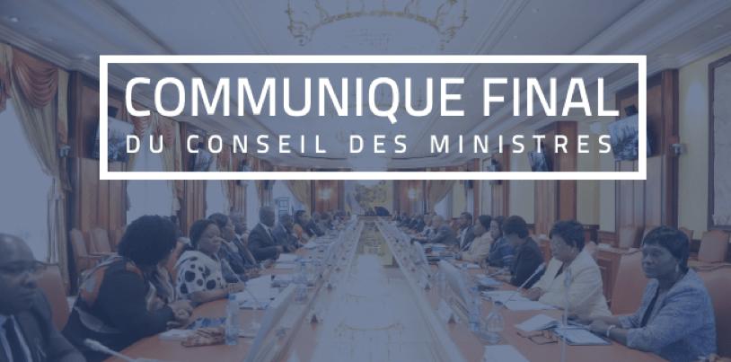 Vague de nominations au conseil des ministres du 28 juillet 2018