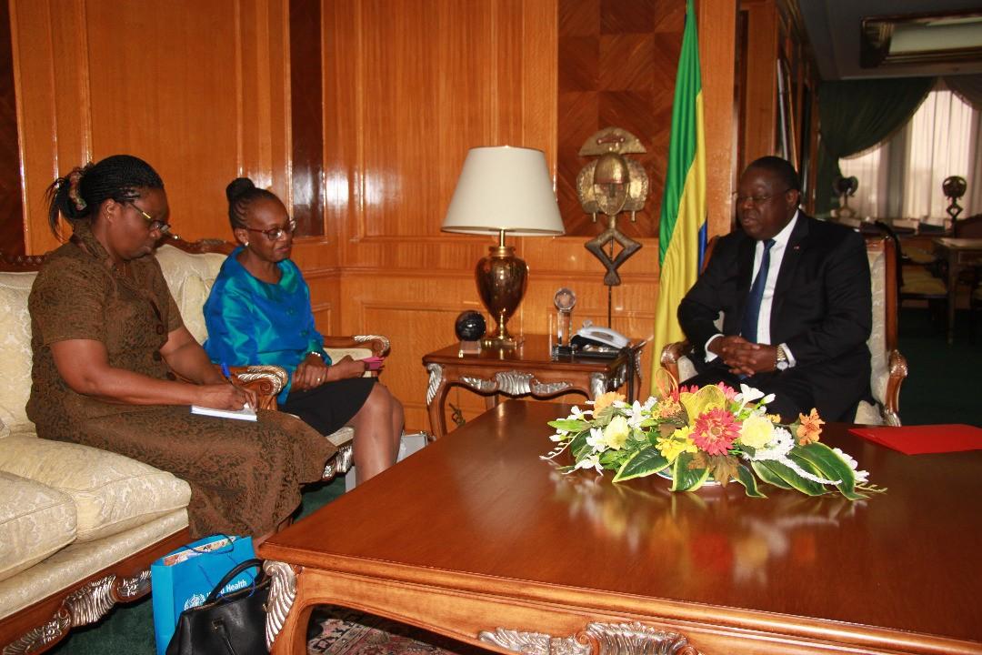 Les autorités gabonaises attentives au message de l'OMS