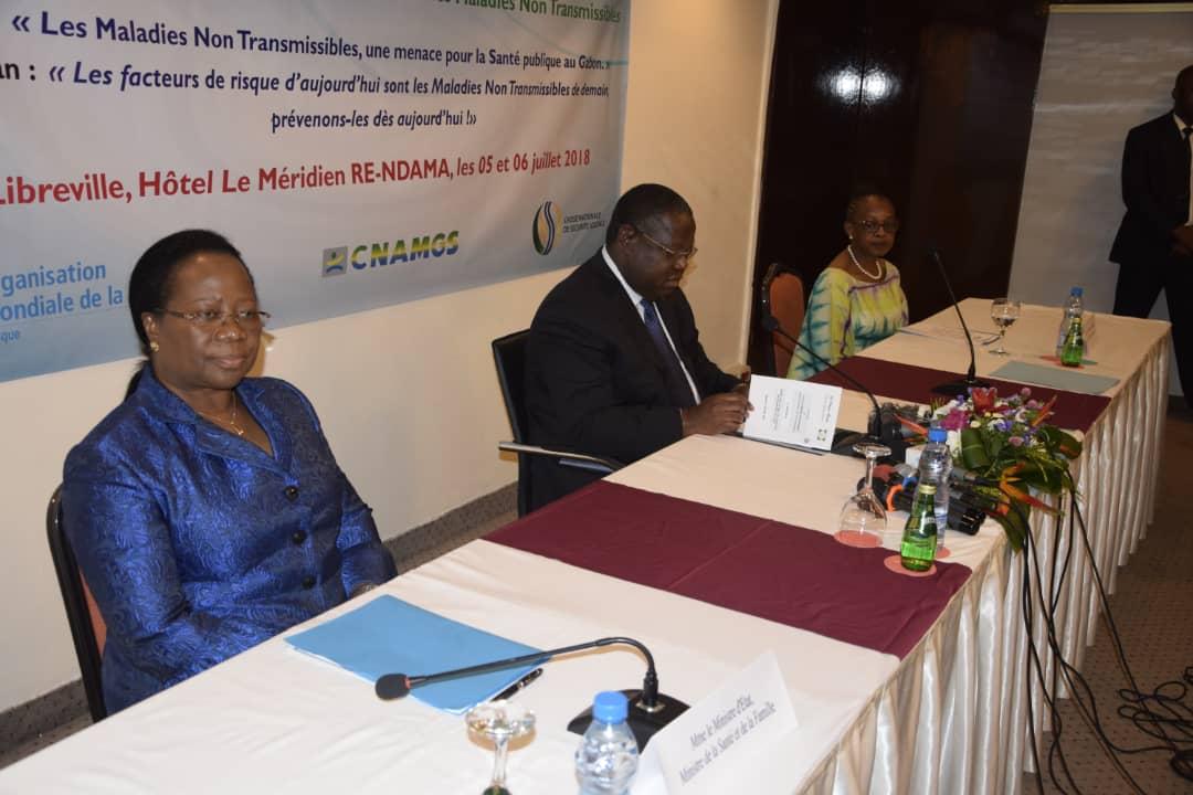 Ouverture à Libreville d'un forum national sur les maladies non transmissibles
