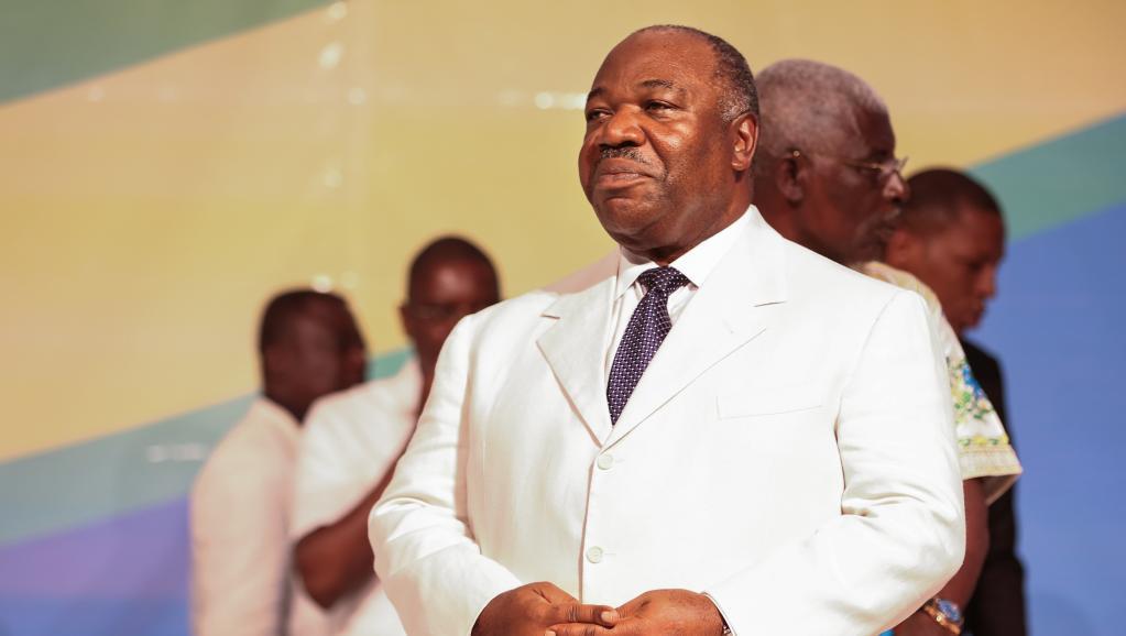 Ali Bongo Ondimba en Mauritanie après un conseil des ministres fumant