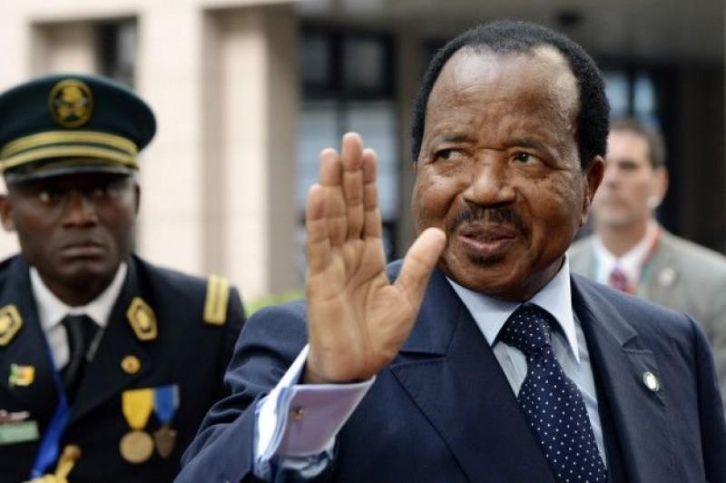 Paul Biya nomme une ambassadrice de son pays au Gabon
