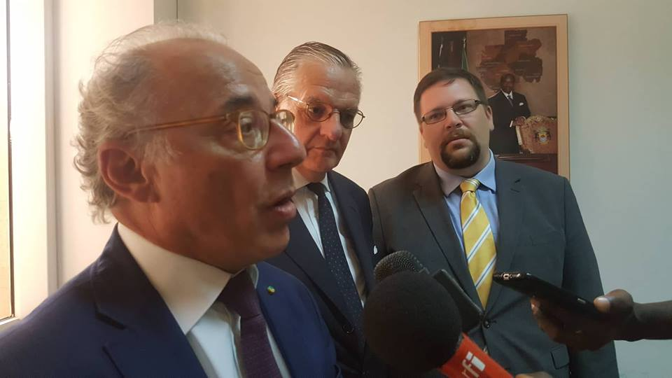 Gisement de Maboumine: vers un accord entre Eramet et CMOC international