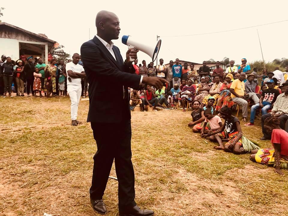 L'ancien vice-premier ministre d'Ali Bongo humilié au meeting de Dynamique unitaire