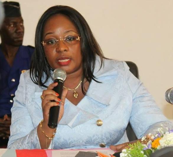 L'opposition actuelle est une opposition absurde selon Estelle Ondo