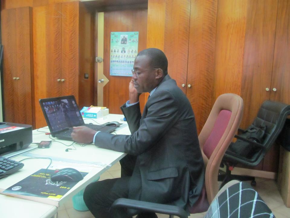 Le journaliste Olivier Antonio «Dibala'» est décédé