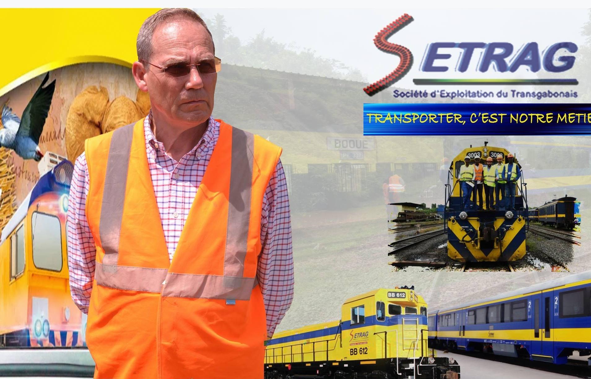 La sécurité autour du chemin de fer préoccupe Sétrag