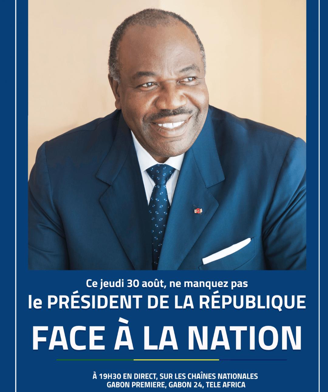 Face à la Nation, une émission radio-télévisée pour poser directement les questions au Président Ali Bongo Ondimba