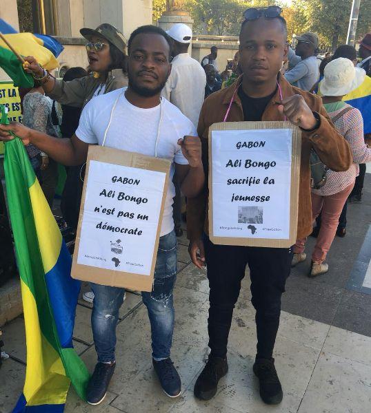 Législatives au Gabon: des opposants gabonais de France boudent un scrutin sans alternance en vue