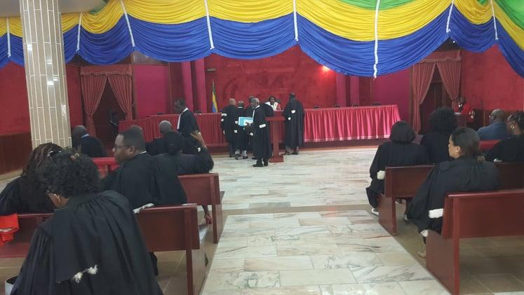 Le Conseil d'Etat rejette la demande de l'avocat Eranga de retarder les élections au barreau du Gabon