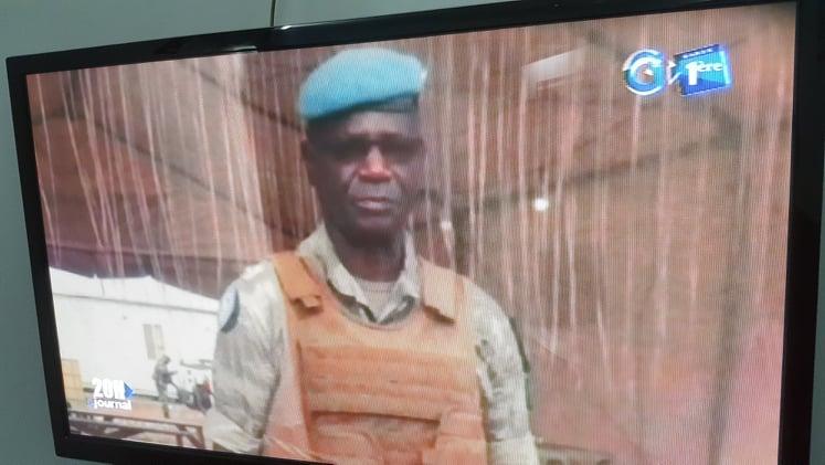 Le casque bleu gabonais mort en Centrafrique était marié et père de 7 enfants (communiqué)