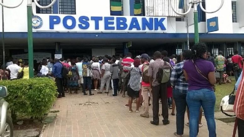 Poste Bank annonce qu'elle paiera tous les épargnants dès ce jeudi, La Poste Gabonaise enlève son corps