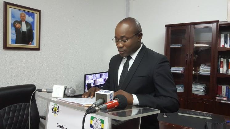Incendie de la mairie de Ndjolé: 4 présumés instigateurs arrêtés à Libreville