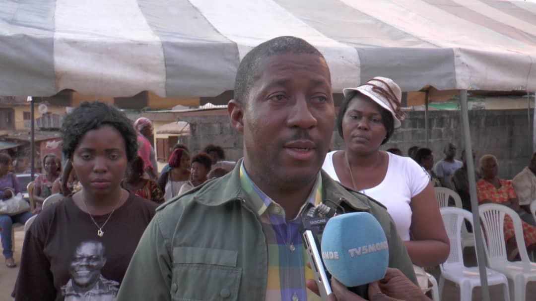 Abel Mbombe Nzoundou appelle les électeurs à une extrême attention en votant