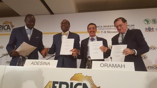 Investissements en Afrique: la BAD et plusieurs institutions financières lancent une plateforme de co-garantie