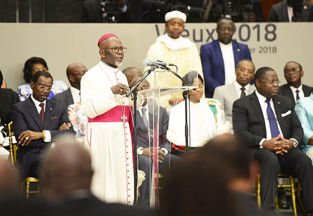 Une chaîne de prières pour le prompt rétablissement du Président Ali Bongo