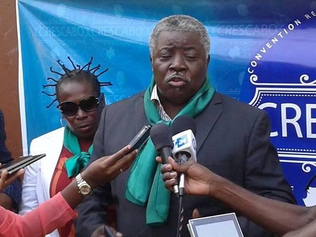 Bonaventure Nzigou Manfoumbi prochain leader de l'opposition gabonaise ?