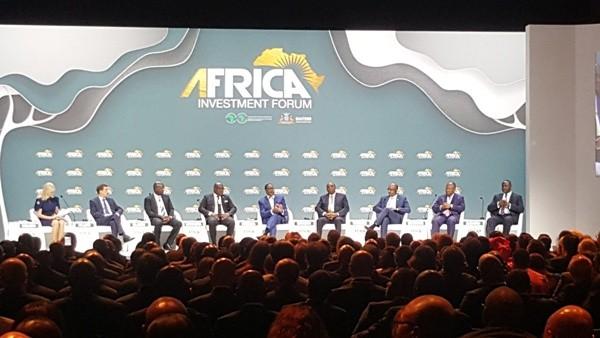 Coup d'envoi à Johannesburg du Forum Africain sur l'investissement