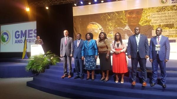 Ouverture à Libreville du 1erForum africain sur l'observation de la terre depuis l'espace
