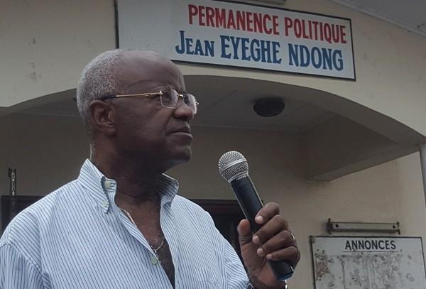 La Vice-présidente du PSD donne une gifle historique à Jean Eyeghe Ndong