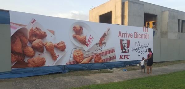 Après Paul, KFC arrive au Gabon