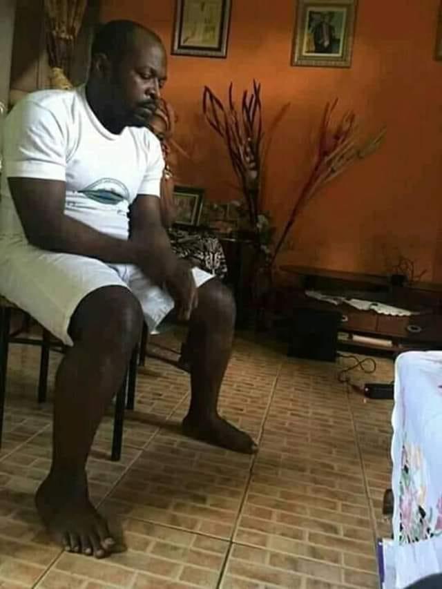 Réapparition après 11 mois de disparition de Stempy Love ex animateur à Gabon télévision