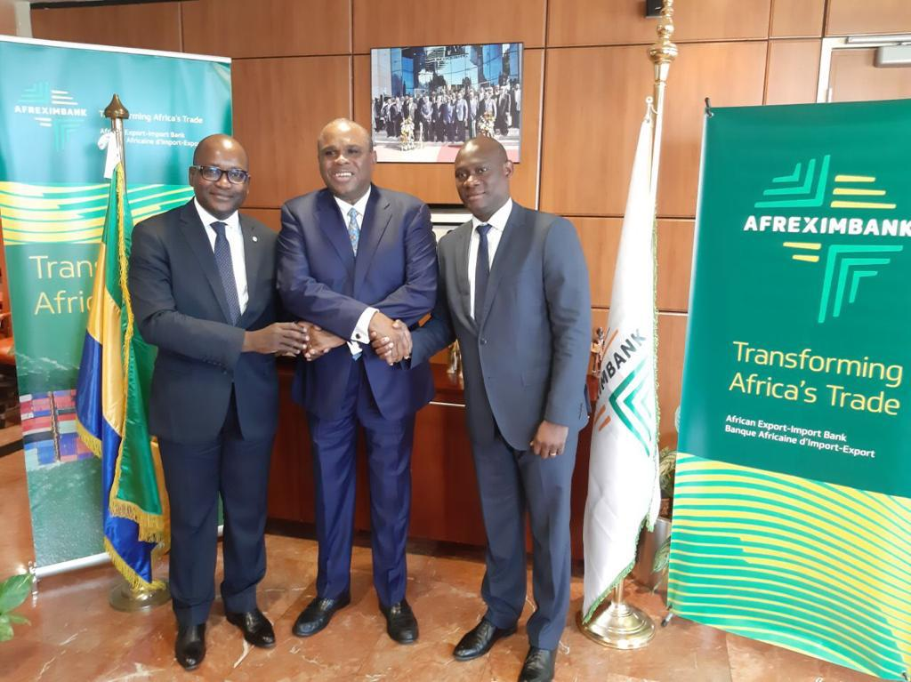Afroximink CFC 20 billion loan will be provided to develop the Gabon's wooden industry