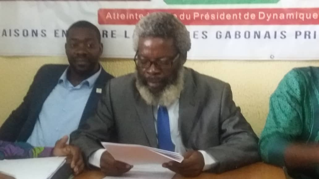 La vie de Jean Rémy Yama menacée par les tenants du pouvoir (Dynamique unitaire)