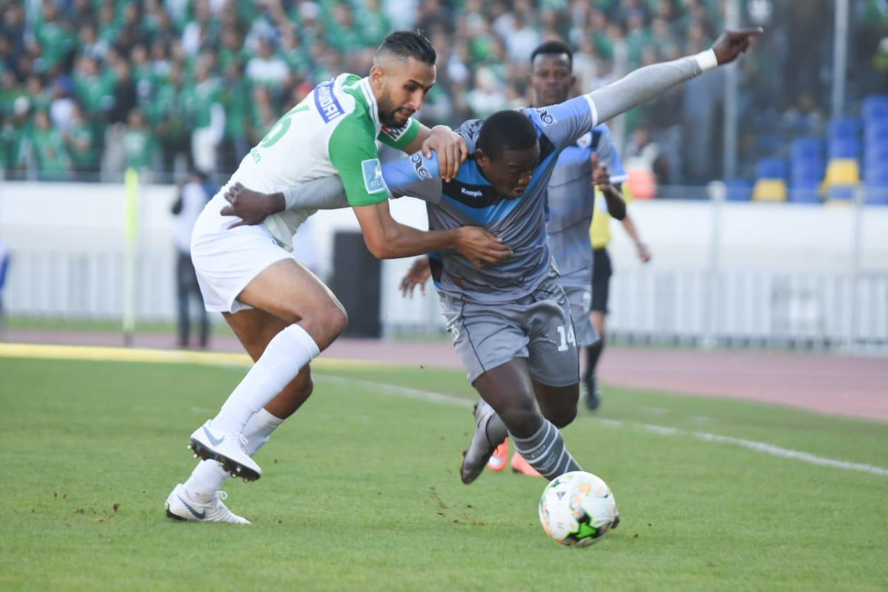 Coupe de la CAF: le CMS corrigé par Raja de Casablanca (0-5)