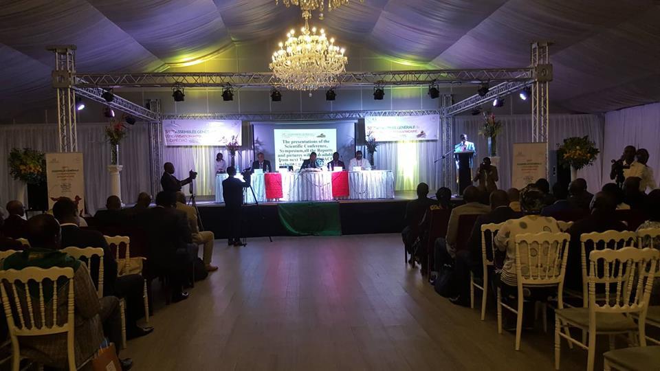 Fin à Libreville des assemblées annuelles de l'OIAC dominées par la baisse du prix du café et le changement climatique