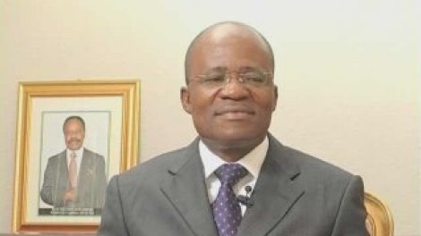 Faustin Boukoubi nouveau président de l'Assemblée nationale (bio-express)