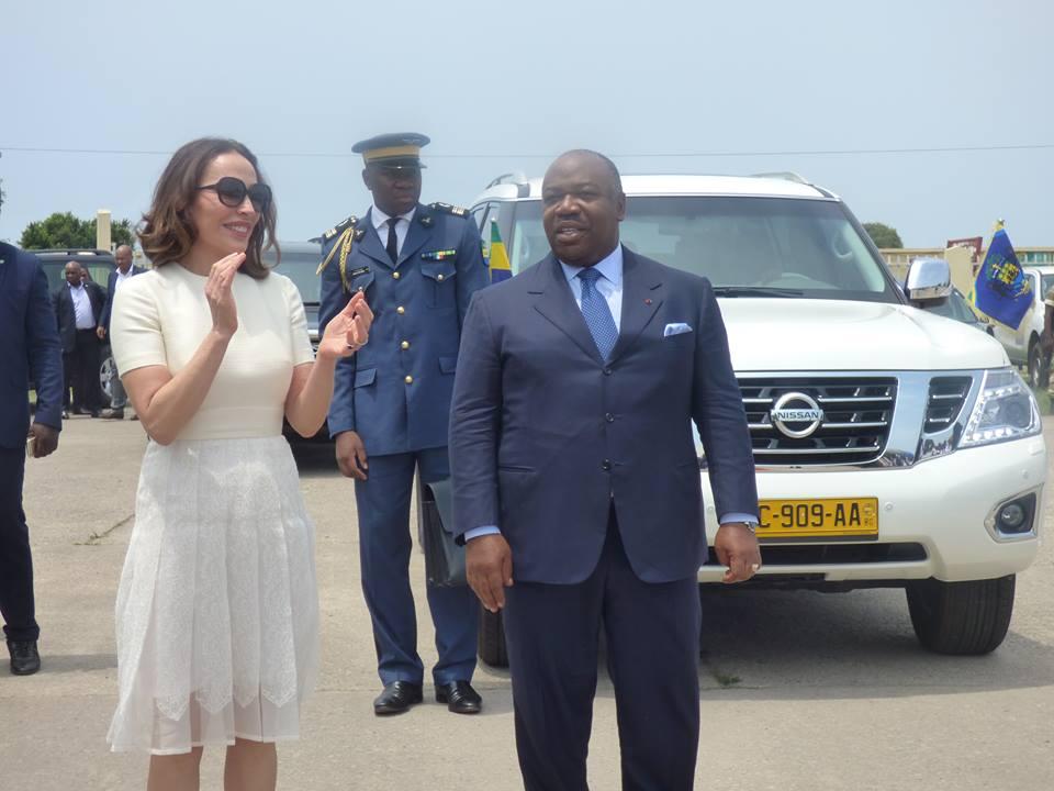 Ali Bongo désormais en fauteuil roulant — Gabon