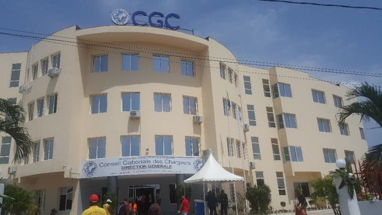 Maganga Moussavou inaugure le nouveau siège du CGC pour booster l'activité économique
