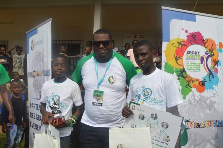 Tropicale Amissa Bongo 2019 : la CNSS en catalyseur des vocations des jeunes d'Okondja
