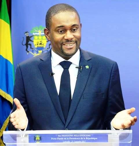 Le discours du 31 décembre vient apporter la preuve définitive qu'il n y a pas de vacance de pouvoir à la tête de l'Etat gabonais (Ike Ngouoni Aila Oyouomi, porte-parole de la présidence)