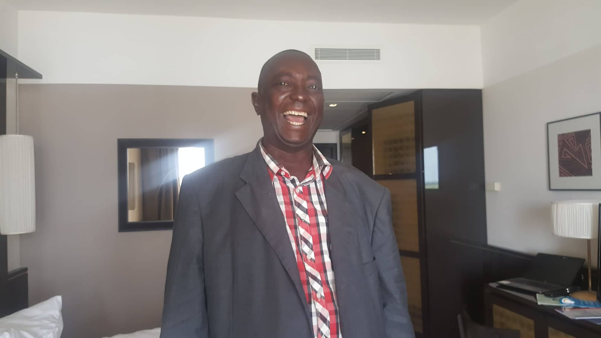 Hommage au journaliste Tchadien Ngarsadjim Ngamnadji, professionnel hors paire