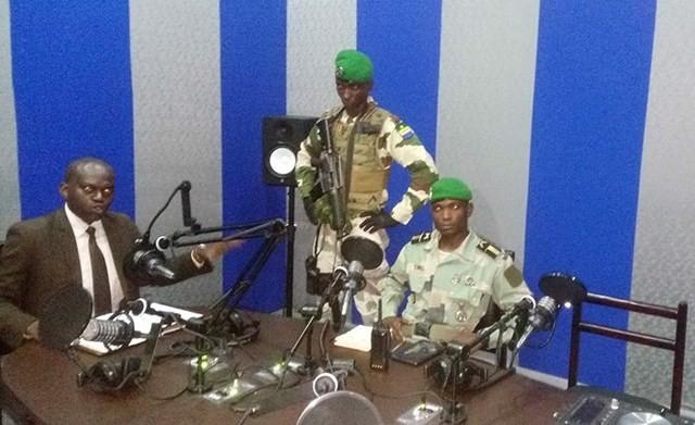 Le coup d'État avorté au Gabon est une mascarade selon Laurence Ndong