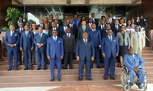Les hommes d'Ali Bongo gardent une haute main sur l'Etat