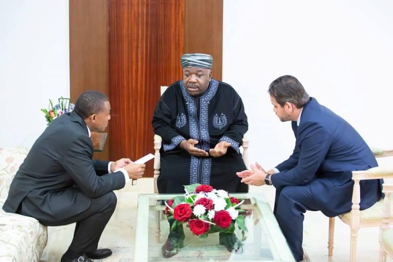 Ali Bongo doit bientôt rentrer au Gabon (Justin Ndoundangoye)