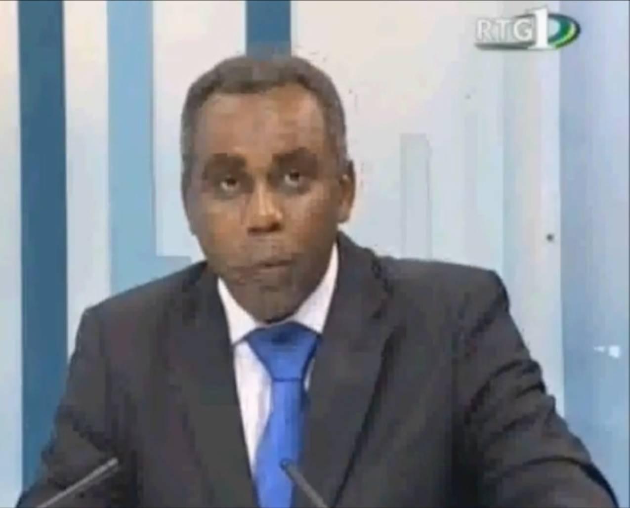 Ali Radjoumba affecté à Radio Gabon