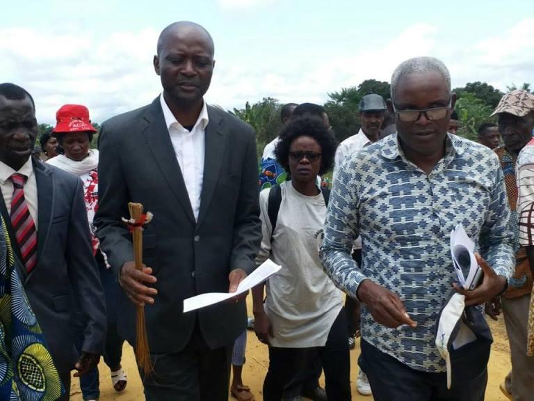 Tel un prophète, Bruno Ben Moubamba proclame la fin du régime d'Ali Bongo