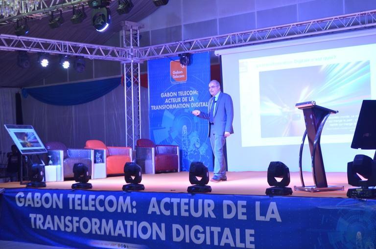 Gabon Telecom ambitionne digitaliser l'économie gabonaise pour plus d'optimisation