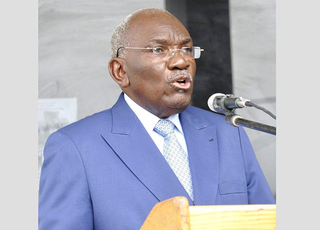 L'intégralité de la déclaration puante de Zacharie Myboto contre le régime d'Ali Bongo