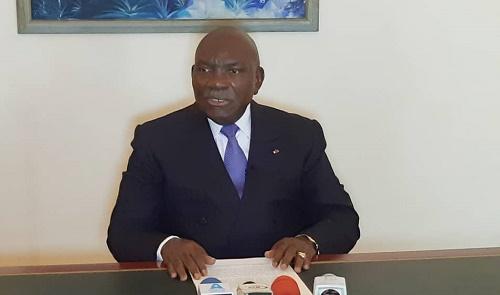 Zacharie Myboto appelle à la vacance du pouvoir pour sauver le Gabon du chaos