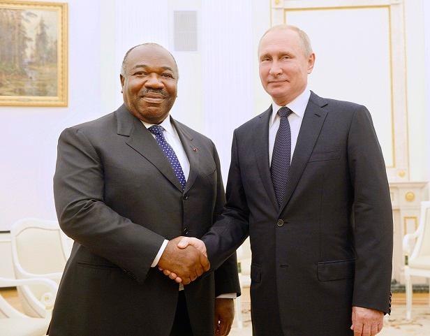 Les échanges entre la Russie et le Gabon ont atteint 95,6 millions de dollars en 2018